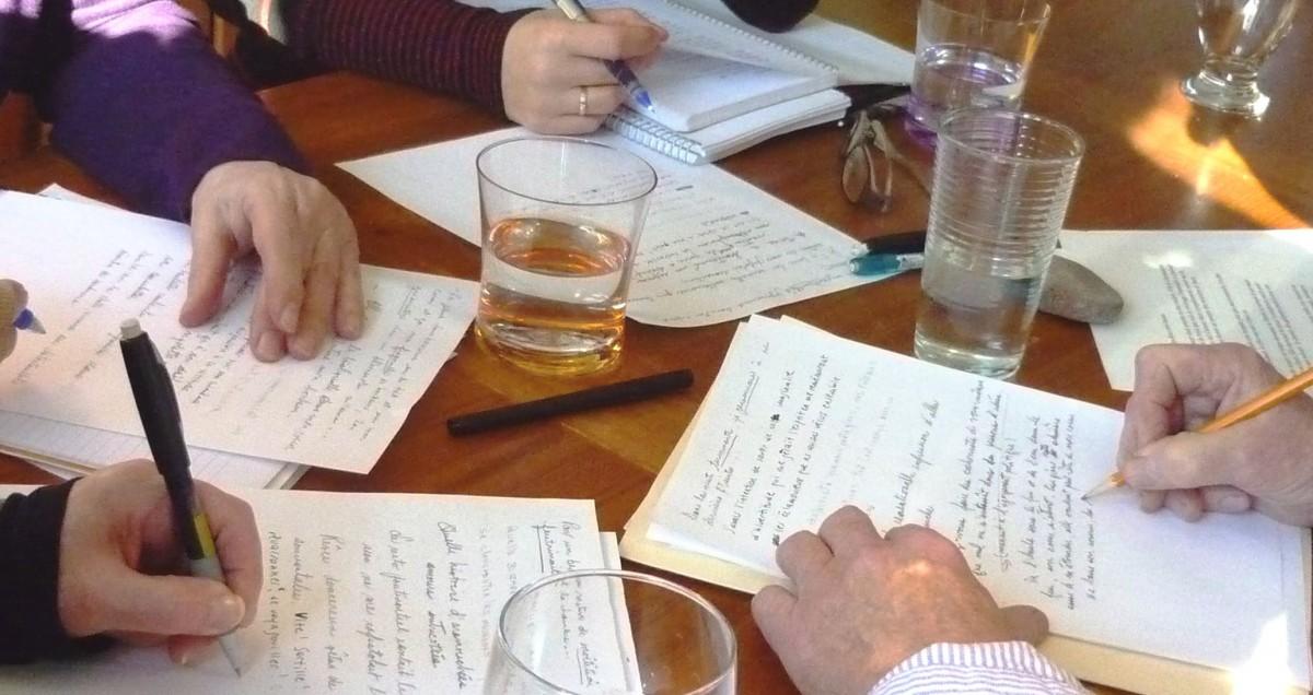 Ateliers d'écriture  «Levez l'Encre» (Montréal)